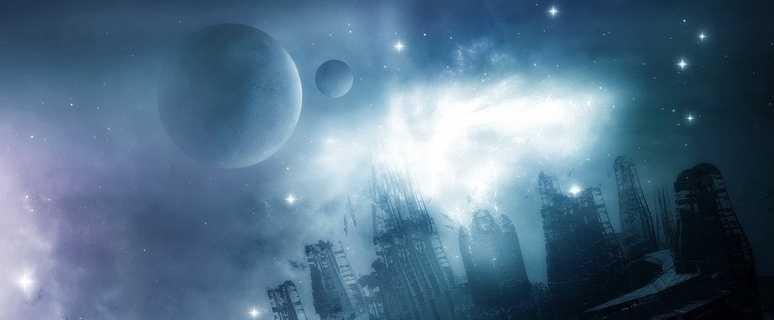 строение космоса