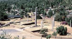 Аксум в Эфиопии