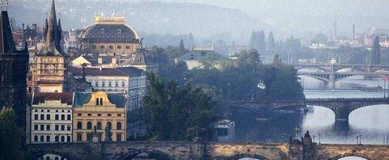 город Прага