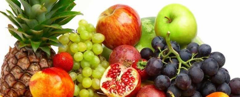 очистить овощи и фрукты