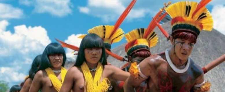 Древние племена Южной Америки