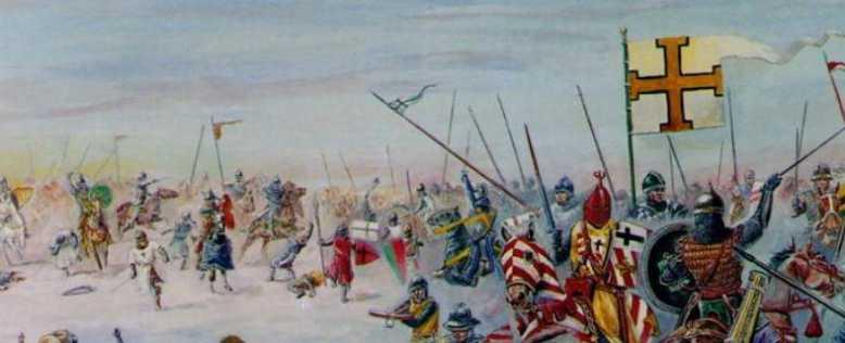 ледовое побоище 1242