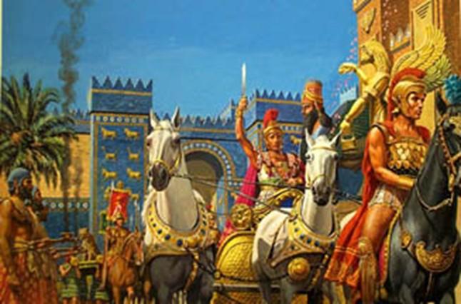 лидерство Вавилона