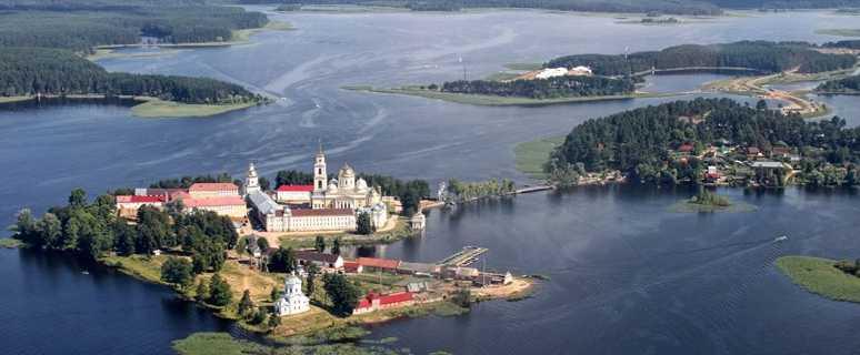 история озера Селигер