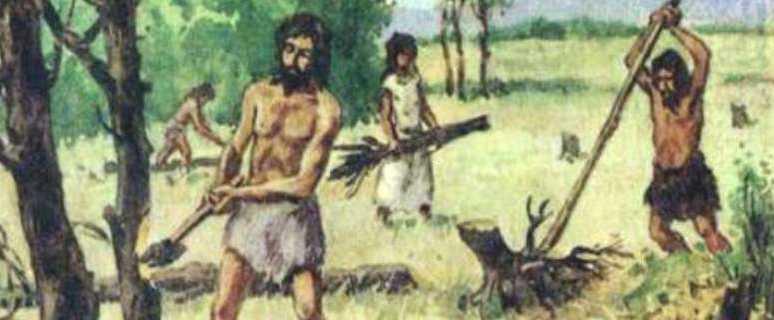 земледелие у древних народов