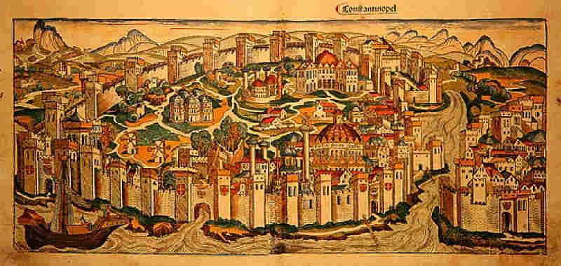 Константинополь или Стамбул