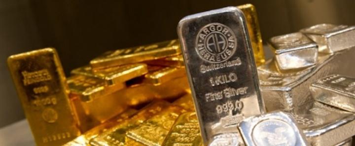 энергия золота и серебра