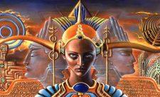 Лемурийская цивилизация