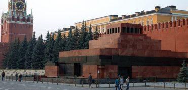 зачем Ленину мавзолей