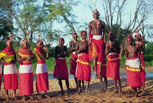 Как встречают Новый год в Кении