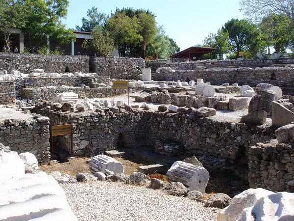 галикарнасский мавзолей фото наши дни