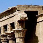 Изображения электроламп в древнеегипетском храме Хатхор