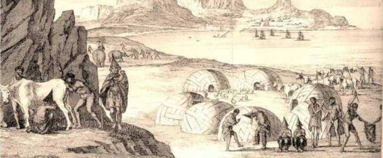 племя готтентотов