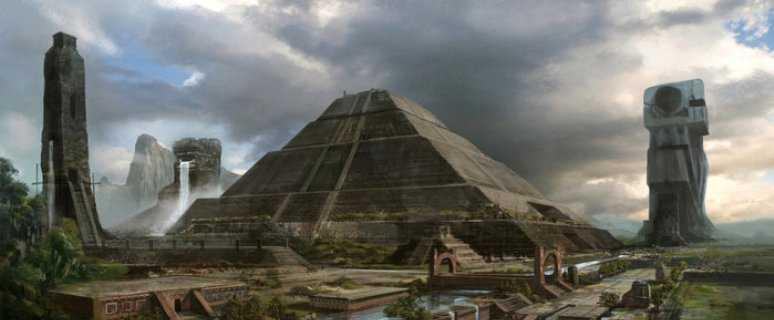 Пирамида Хеопса - внутри еще две пирамиды