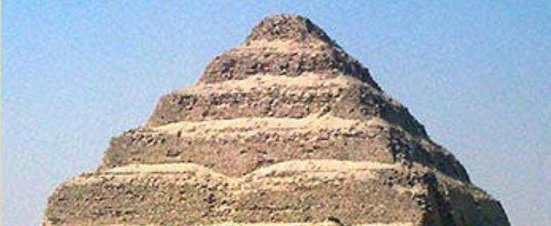 структура пирамиды имхатепа