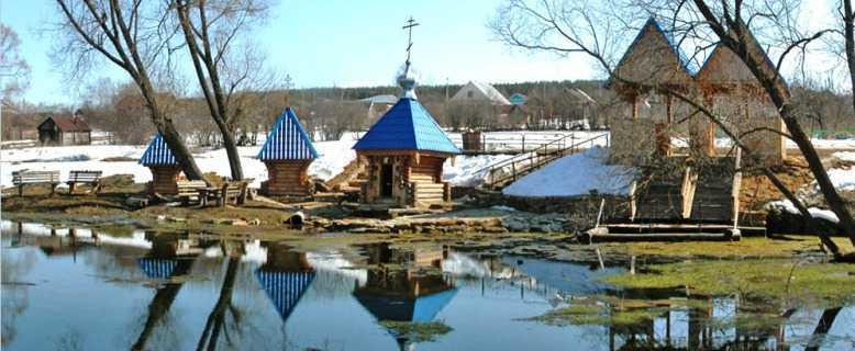 село русский камешкир