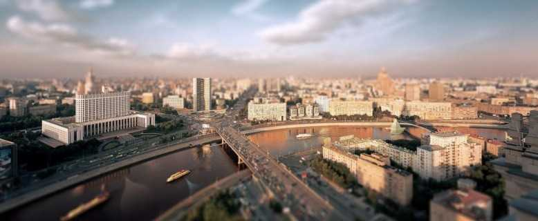 высотки Москвы