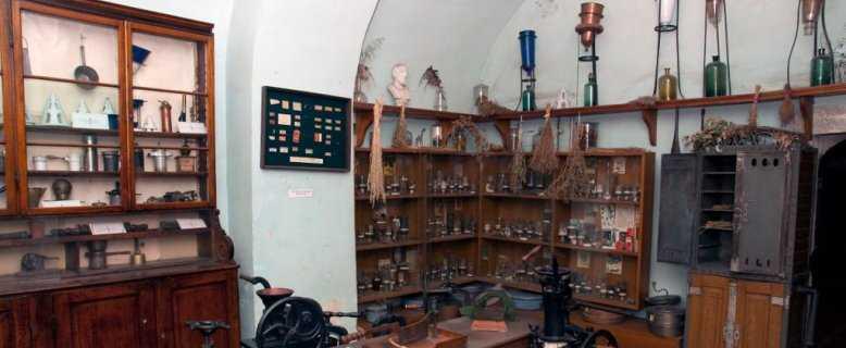 Тайная аптека во Львове