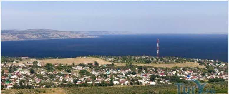 город Хвалынск