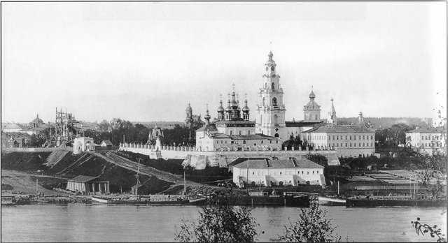 старые фото Костромы
