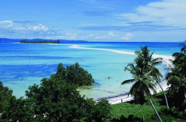 море на Мадагаскаре