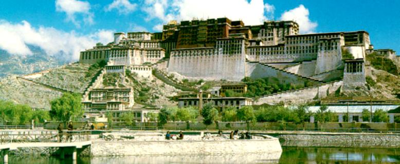 Дворец Далай Ламы