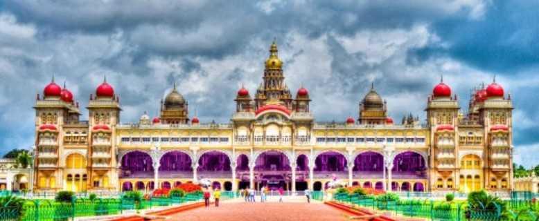 фото Майсурский дворец