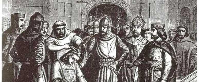 династия Меровингов