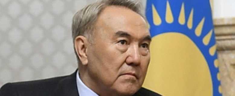 победа Назарбаева