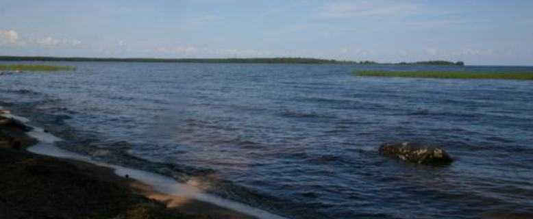 Озеро Big Stone