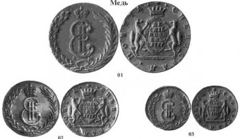 монеты Сибирского царства
