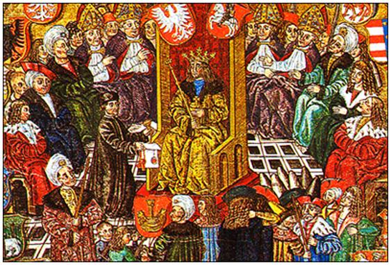 Высшая знать Великого Княжества Литовского