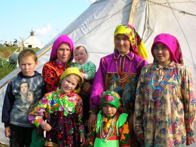 Финно-угорские народы: история и культура 2
