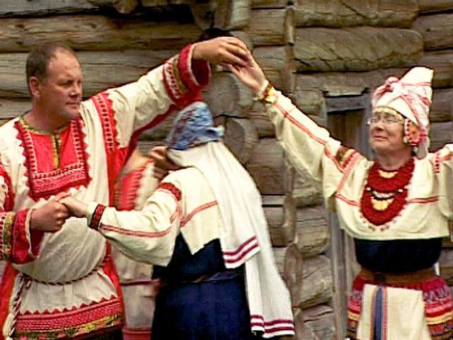 Финно-угорские народы: история и культура 3
