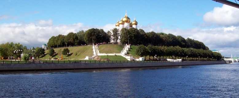 история города ярославль