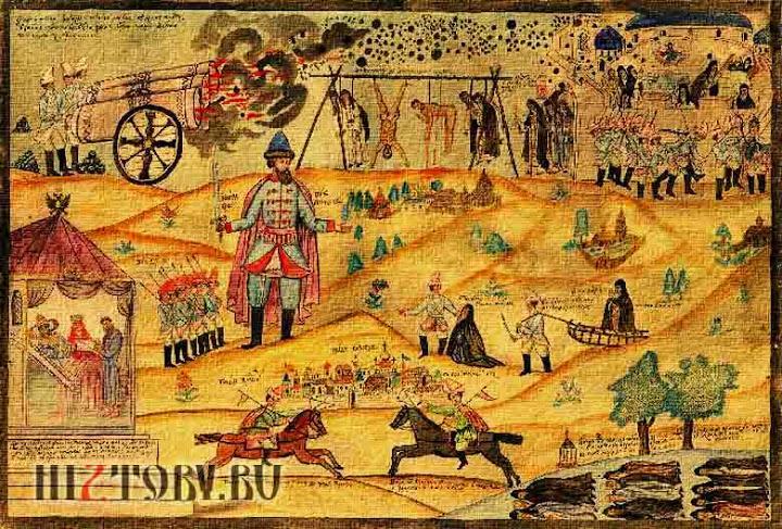 Осада Соловецкого монастыря
