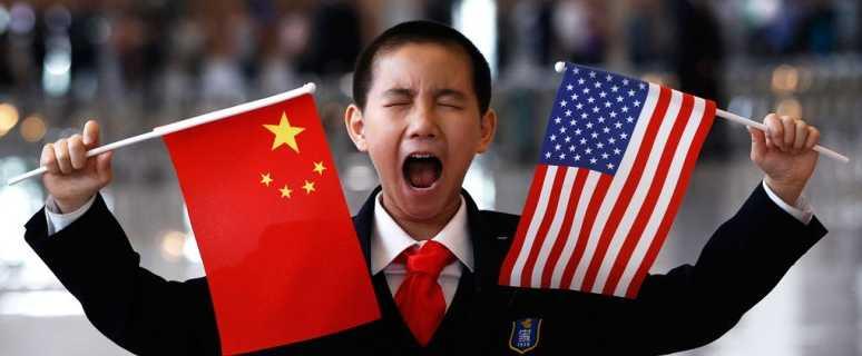 Китай валит экономику США