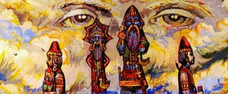 пять глав христианских храмов