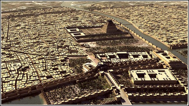 Вавилон реконструкция