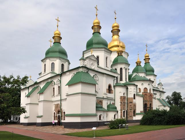 где библиотека Ярослава Мудрого