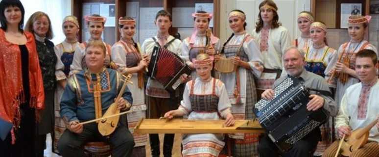 история народа Коми