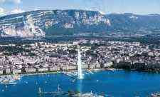 город Женева