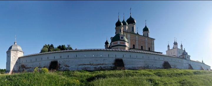 город Переславль