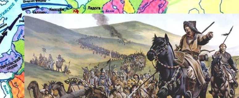 было ли татаро-монгольское нашествие