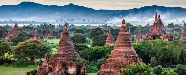 страна Мьянма
