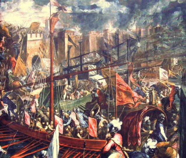 взятие Константинополя