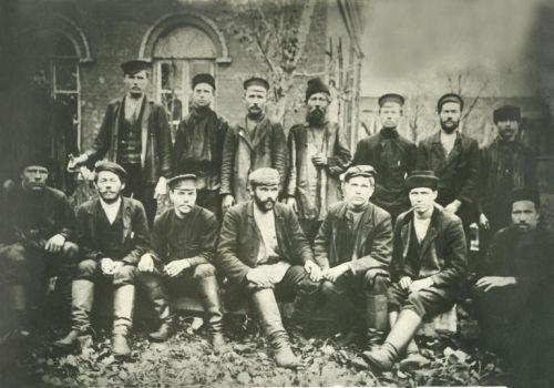 Жизнь рабочих в России до революции 1