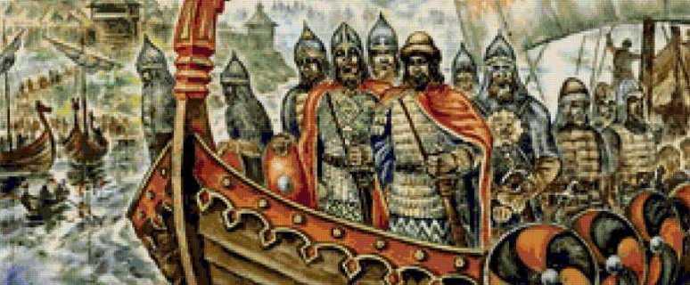 норманская теория государства российского