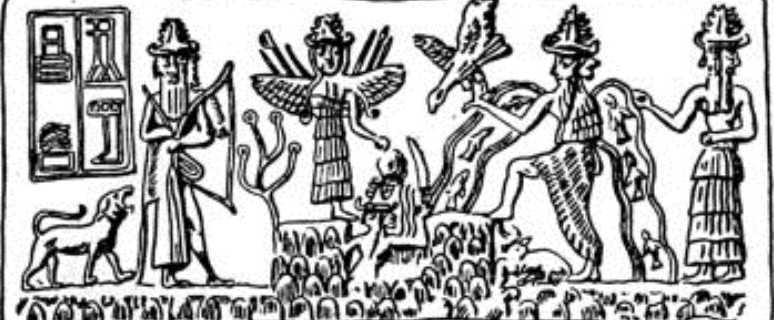Религия Древней Месопотамии