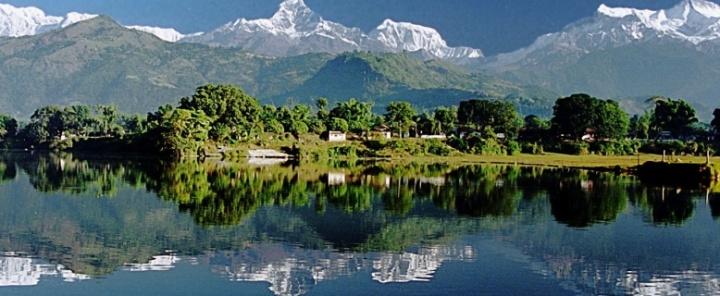 Непал пейзаж